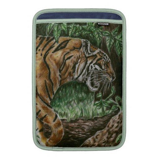 Prowling Tiger Mac Book Air 11 Sleeve MacBook Sleeves