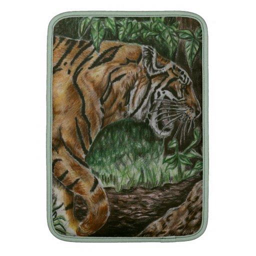 Prowling Tiger Macbook Air 13 sleeve MacBook Air Sleeve