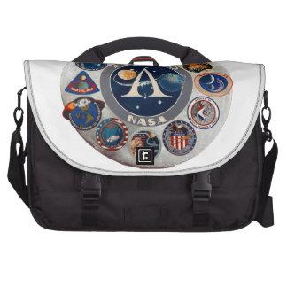 Proyecto Apolo: El logotipo compuesto Bolsas Para Ordenador