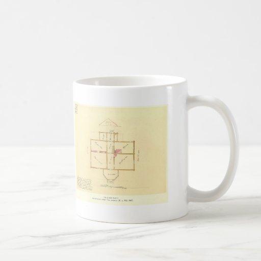 Proyecto arquitectónico de Taras Shevchenko- de la Tazas De Café