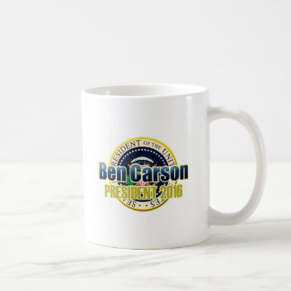 Proyecto Benjamin Carson para el presidente Taza De Café