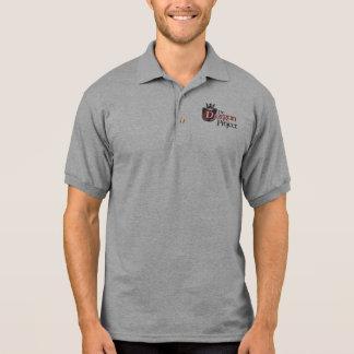 Proyecto de Dargon Polo Camiseta