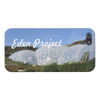 Proyecto de Eden iPhone 5 Protectores