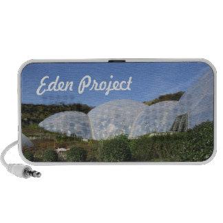 Proyecto de Eden Portátil Altavoces