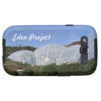 Proyecto de Eden Samsung Galaxy S3 Carcasa