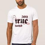 proyecto de encargo Z de 502TRUE T limitado Camisetas