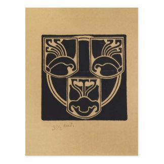Proyecto de Koloman Moser- del emblema Postal