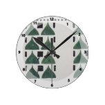 Proyecto de Koloman Moser- para la decoración de l Reloj De Pared