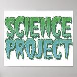 Proyecto de la ciencia impresiones