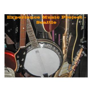 Proyecto de la música de la experiencia - Seattle Postal