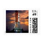 Proyecto de la prueba de Apolo-Soyuz Franqueo