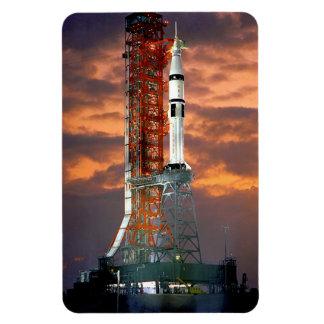 Proyecto de la prueba de Apolo-Soyuz Imanes De Vinilo