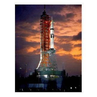 Proyecto de la prueba de Apolo-Soyuz Postales