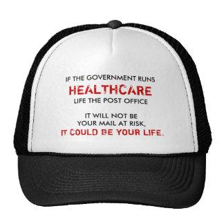 Proyecto de ley de reforma de la atención sanitari gorras de camionero
