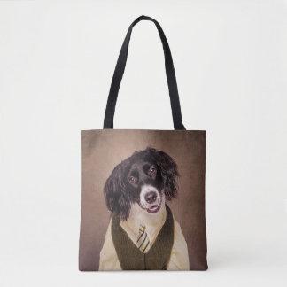Proyecto de mascotas del refugio - obús bolsa de tela