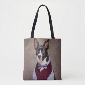 Proyecto de mascotas del refugio - Petey Bolsa De Tela