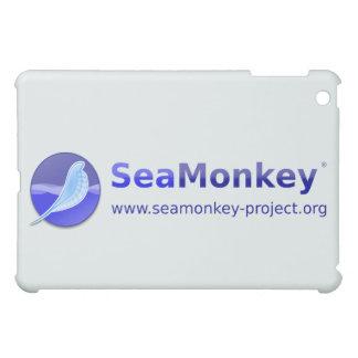 Proyecto de SeaMonkey - logotipo horizontal