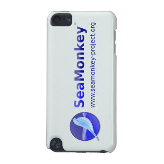 Proyecto de SeaMonkey - logotipo horizontal Funda Para iPod Touch 5