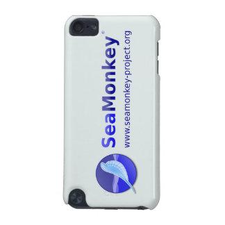 Proyecto de SeaMonkey - logotipo horizontal Funda Para iPod Touch 5G