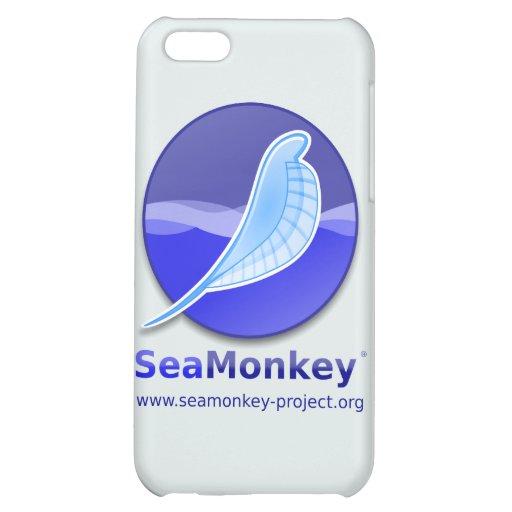 Proyecto de SeaMonkey - logotipo vertical