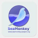 Proyecto de SeaMonkey - logotipo vertical Colcomanias Cuadradass