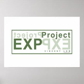 Proyecto EXP (verde) Póster