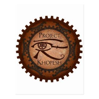 Proyecto Khopesh Postales