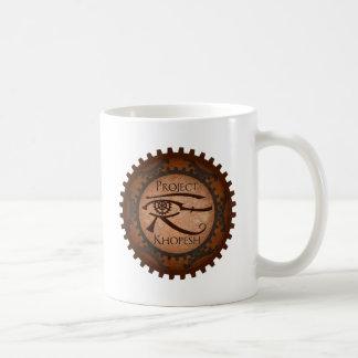 Proyecto Khopesh Tazas De Café