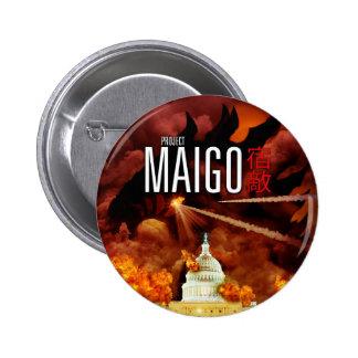 ¡Proyecto Maigo - el botón! Pins