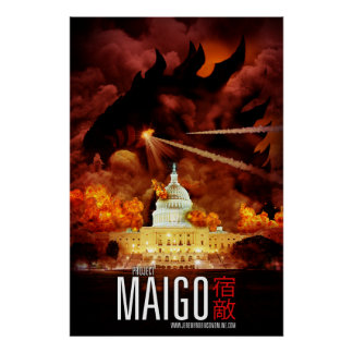 Proyecto Maigo, ofreciendo Némesis Poster