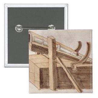 Proyecto para un cañón pin cuadrado