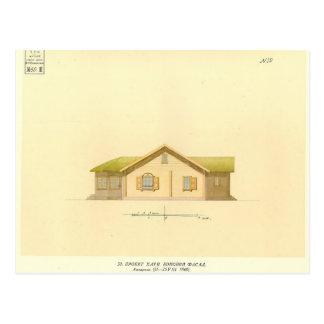 Proyecto Shevchenko-Arquitectónico de Taras de una Postal