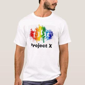 Proyecto X - Raza del fango Playera
