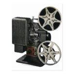 Proyector de película 1947 postales