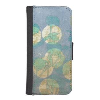 Proyector I floral Funda Tipo Billetera Para iPhone 5