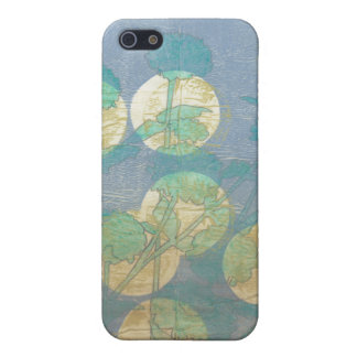 Proyector I floral iPhone 5 Carcasas