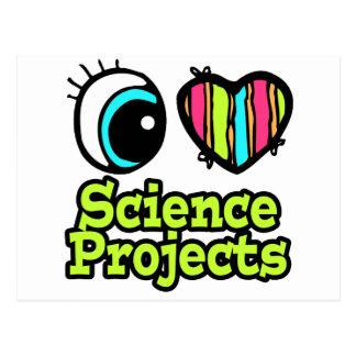 Proyectos brillantes de la ciencia del amor del co