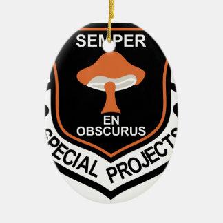 Proyectos del Special del En Obscurus de Semper Ornamento Para Arbol De Navidad