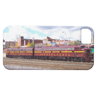 PRR E-8A(JTFS) 5809 and 5711 at Altoonia Railfest iPhone SE/5/5s Case