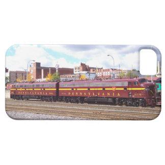PRR E-8A (JTFS) 5809 y 5711 en Altoonia Railfest iPhone 5 Funda