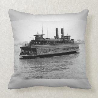 Prr Ferry New Brunswick Throw Pillows