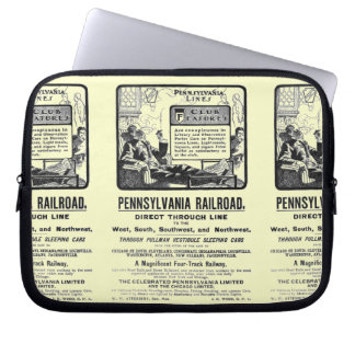 PRR Pennsylvania Limited Train 1900 Computer Sleeve