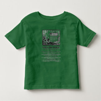 PRR Pennsylvania Limited Train 1900 Toddler T-shirt