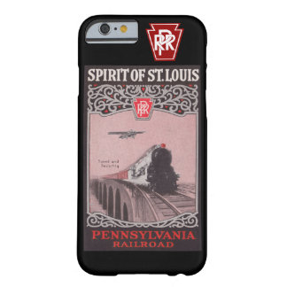 PRR Train Spirit of St. Louis Barely There iPhone 6 Case