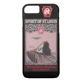 PRR Train Spirit of St. Louis iPhone 8/7 Case