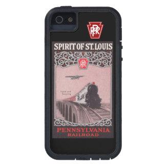 PRR Train Spirit of St. Louis iPhone SE/5/5s Case