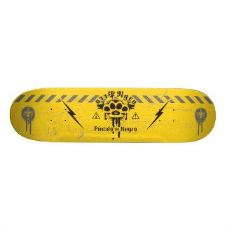 Prro-Ngro Skateboard Deck