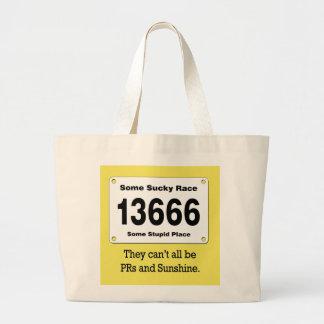 PRs And Sunshine Large Tote Bag