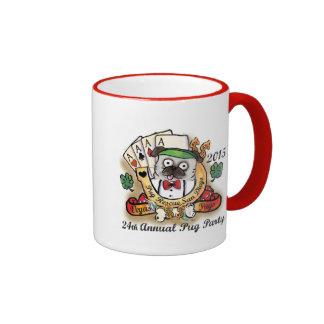 PRSDC 2015 Annual Party Ringer Coffee Mug