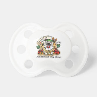 PRSDC 2015 Annual Party BooginHead Pacifier